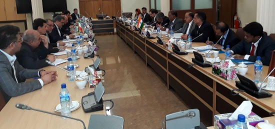 10th Joint Consular Committee Meeting between India and Iran held at Tehran on Jan 16, 2018